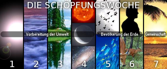 Gemütlich Tage Der Schöpfung Malvorlagen Für Kinder Bilder ...